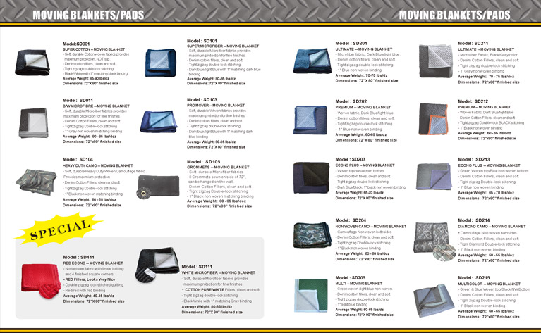 Catalogue Page 4 & 5