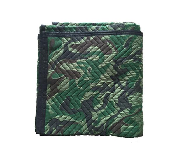 Heavy Duty Camo-Moving Blanket